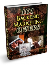 101 Backend Marketing Offers eBook with Private Label Rights