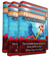 FB Fan Page Launch Pad System Video with Personal Use Rights