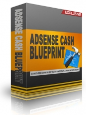 Adsense Cash Blueprint Video with Personal Use Rights