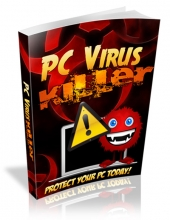 PC Virus Killer eBook with Resell Rights