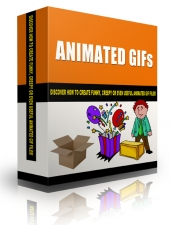 Animated GIFs eBook with Master Resell Rights