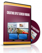 Creating Split Screen Videos Video with Private Label Rights