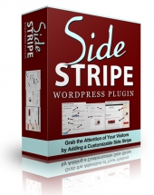 Side Stripe WP Plugin Software with Personal Use Only
