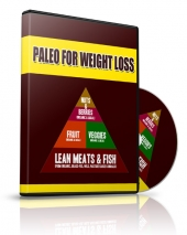 Paleo For Weight Loss Video with Personal Use Only