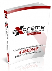 Extreme List Building System eBook with Resell Rights