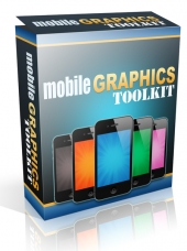 Mobile Graphics Toolkit Graphic with private label rights