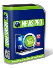 WP News Pro Plugin Software with Master Resell Rights