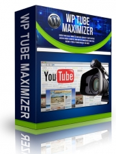 WP Tube Maximizer Plugin Software with Master Resell Rights