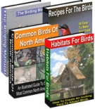 Birding For Everyone eBook with Resell Rights