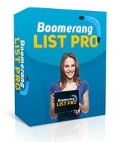 Boomerang List Pro Software with Master Resell Rights
