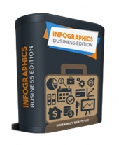 Infographics Business Edition Graphic with Personal Use Rights