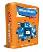 Infographics Business Edition Plus Graphic with Personal Use Rights