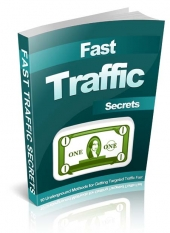 Fast Traffic Secrets eBook with Private Label Rights