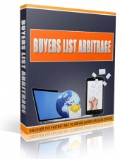 Buyers List Arbitrage Video with Private Label Rights