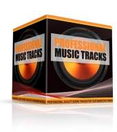 Professional Music Tracks 2015 Audio with Master Resell Rights