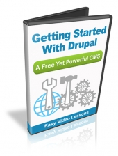 How To Get Started Using Drupal Video with Master Resell Rights