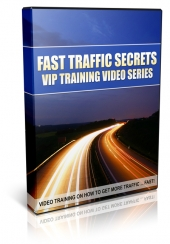 Fast Traffic Secrets VIP Training Video with Private Label Rights