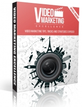 Video Marketing Excellence - UPSELL VIDEOS Video with Resell Rights