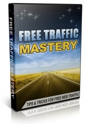 Free Traffic Mastery Video with Private Label Rights
