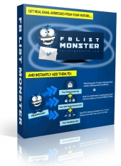 FB List Monster Software with Personal Use Rights