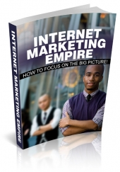Internet Marketing Empire eBook with Master Resell Rights