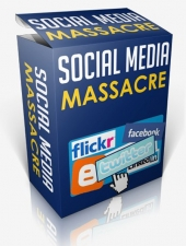 Social Media Massacre Video with Private Label Rights