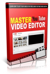 Master YouTube Video Editor Video with Private Label Rights