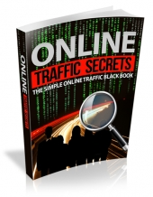 Online Traffic Secrets eBook with Master Resell Rights/Giveaway Rights