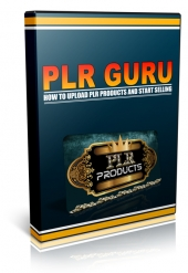 PLR Guru Video with Private Label Rights