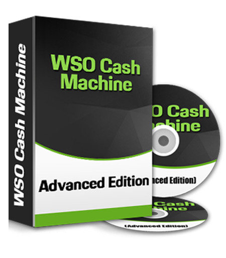 WSO Cash Machine Advanced