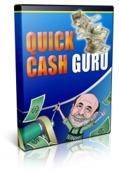 Quick Cash Guru Video with Private Label Rights