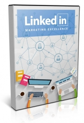 Linkedin Marketing Excellence - Upsell Video with Personal Use Rights