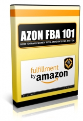 Azon FBA 101 Video with Private Label Rights