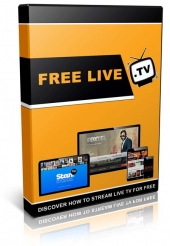Free Live TV Video with Master Resell Rights/Giveaway Rights