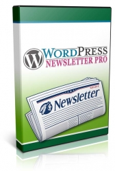 Wordpress Newsletter Pro Video with Private Label Rights