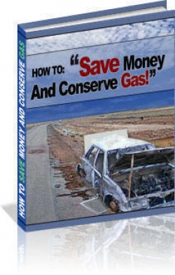 How To Save Money And Conserve Gas!