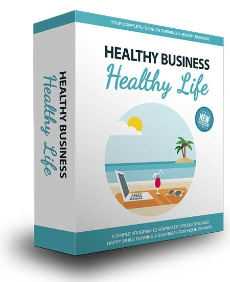 Healthy Business, Healthy Life - OTO Upgrade