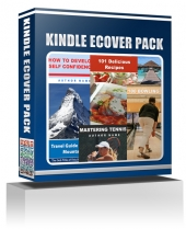 Kindle eCover Pack Graphic with Private Label Rights