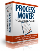 Process Mover WordPress Plugin Software with Personal Use Rights