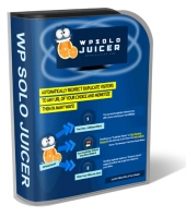 WP Solo Juicer Software with private label rights