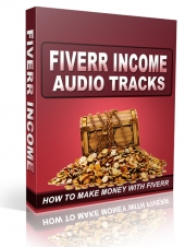 Fiverr Income Audio Tracks Audio with private label rights