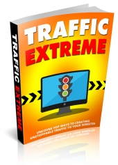 Traffic Extreme eBook with Master Resell Rights/Giveaway Rights