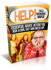 Help I am A Nervous Wreck eBook with Master Resell Rights