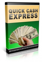 Quick Cash Express Video with Private Label Rights