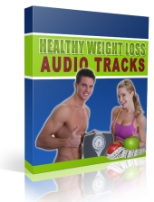 Healthy Weight Loss Audio Tracks Audio with Private Label Rights