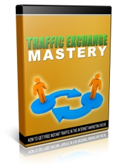 Traffic Exchange Mastery Video with Private Label Rights