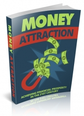 Money Attraction eBook with Master Resell Rights/Giveaway