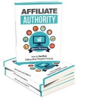 Affiliate Authority Video with Master Resell Rights