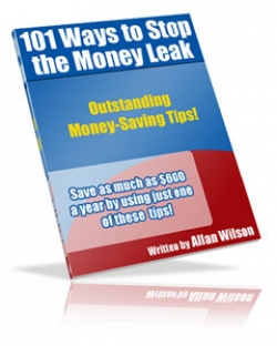 101 Ways To Stop The Money Leak