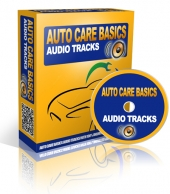 Auto Care Basics Audio Tracks eBook with Private Label Rights